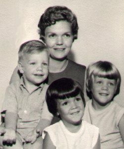 Joan and Her Kids